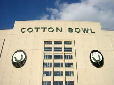 Cotton Bowl in Dallas