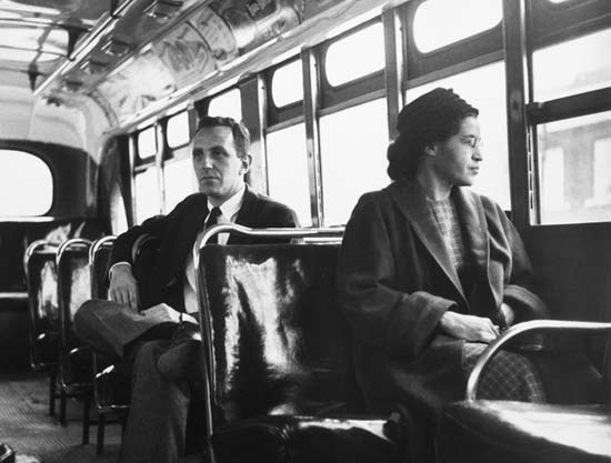 Montgomery Alabama is where Rosa Parks tripped the first domino of racial equality.